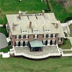 Craig Millard's house (Birds Eye)