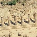 Temple of Hercules (Birds Eye)
