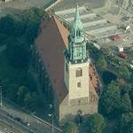 Marienkirche (Birds Eye)