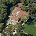 Cecil B. DeMille's House (former) (Birds Eye)