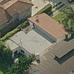 Valerie Harper's House (Birds Eye)