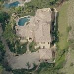 Dr. Phil McGraw's House (Birds Eye)