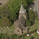 Church of the Holy Trinity - Capenhurst (Birds Eye)