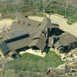 Cal Turner Jr.'s House (Birds Eye)
