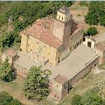Castello di Montecastello (Birds Eye)