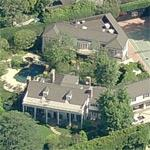 Marcy Carsey's house (Birds Eye)