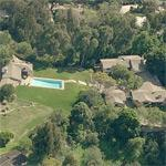 Charles Roven's house (Birds Eye)