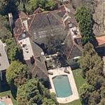 Arianna Huffington's house (Birds Eye)