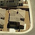 Brandon Flowers' House (Birds Eye)
