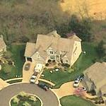 Oleta Adams' House (Birds Eye)