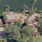 Wayne Huizenga's house (former)