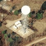 Radome on Camp Ethan Allen (Bing Maps)
