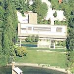 Jeffrey Brotman's house (Birds Eye)