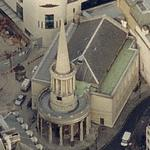 All Souls Church (Birds Eye)