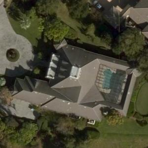 Trevor Immelman's House (Former) (Bing Maps)