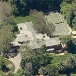 Brad Grey's house (former) (Birds Eye)