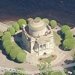 Alessandro Volta Temple (Birds Eye)