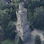 Tower of Torrigiani Garden (Birds Eye)