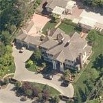 Mark Hurd's house (Birds Eye)