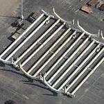 Racks for Space Shuttle external tanks