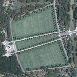 Florence US War Cemetery (Bing Maps)