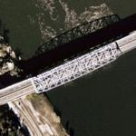 Mark Twain Memorial Bridge (Bing Maps)