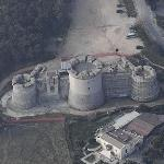 Castello Tramontano (Birds Eye)