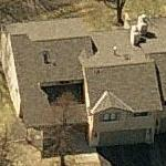 Rashad McCants' House (Birds Eye)
