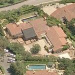 Carol Burnett's House (Birds Eye)