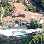 Dan Aykroyd's House (Birds Eye)