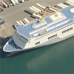 'Girolata' of La Méridionale cruises