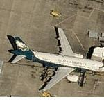 US Airways Philidelphia Eagles Livery (Birds Eye)
