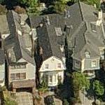Winona Ryder's House (Birds Eye)