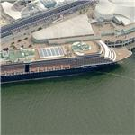 Holland America's 'ms Noordam' (Birds Eye)