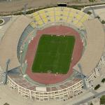 Pankritio Stadium (Birds Eye)