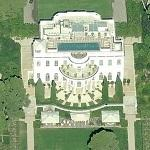 Roman Abramovich's House (Birds Eye)