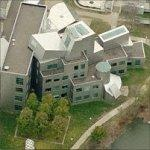 Frank Gehry's Iowa Advanced Technology Laboratories (Birds Eye)