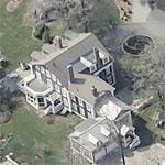 Abigail Johnson's house (Birds Eye)