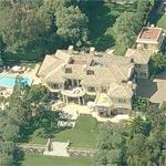 Ed Snider's house (Birds Eye)