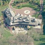 Peter Karmanos' house (Birds Eye)