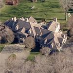Dave Checketts' house (Birds Eye)