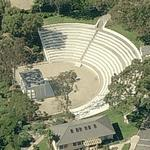 Greek amphitheater at Point Loma Nazarene University (PLNU)