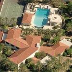 Jerry Moyes' house (Birds Eye)