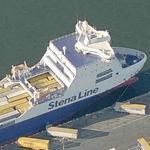 'M/F Stena Carrier' Stena Line