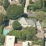 French Stewart & Katherine LaNasa's House (former) (Birds Eye)
