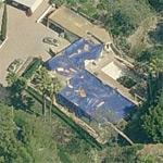 Dean Martin's house (former) (Birds Eye)