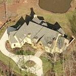 Clay Aiken's House (Birds Eye)
