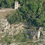 Cernobbio Castle (Birds Eye)