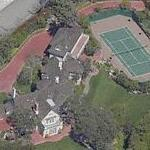 Sylvester Stallone's House (former) (Birds Eye)