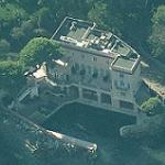 David Niven's House (Birds Eye)